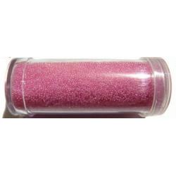 Розовый, микробисер 0.6-0.8мм 30г, Zlatka