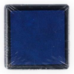 Синий, штемпельная подушка 34х34х20мм Mr.Painter