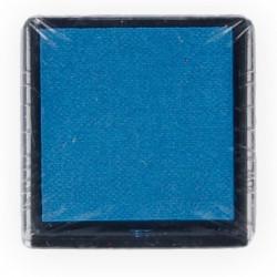 Голубой, штемпельная подушка 34х34х20мм Mr.Painter