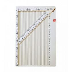 Доска для биговки многофунциональная 34,4x23x0,95см
