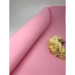Розовый, зефирный фоамиран 1мм, 49х49см