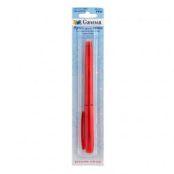 Красный, ручка для ткани с термоисчезающими чернилами Gamma