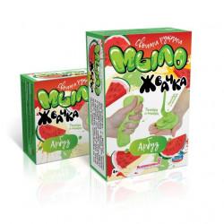 Арбуз, набор для изготовления мыла-жвачки