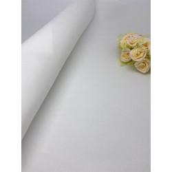 Белый, зефирный фоамиран 1мм, 49х49см