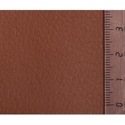 Т.коричневый. кожа искусственная 20х30(±1см) толщина 0,85мм