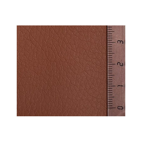 Т.коричневый, кожа искусственная 20х30(±1см) толщина 0,85мм