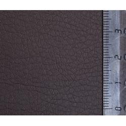 Шоколадный. кожа искусственная 20х30(±1см) толщина 0,85мм