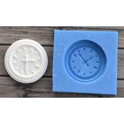 Часы 2 d3см, молд силиконовый универсальный АП