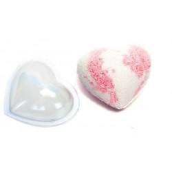 Сердце малое, пластиковая форма набор для бомб PC