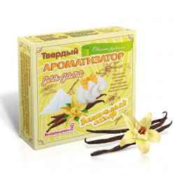 Ванильный сахар, набор для изготовления твердого ароматизатора для дома
