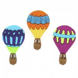 Воздушные шары, набор пуговиц. Dress It Up