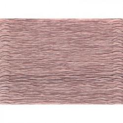 Серо-розовый, креп(гофробумага), 2,5*0,5м