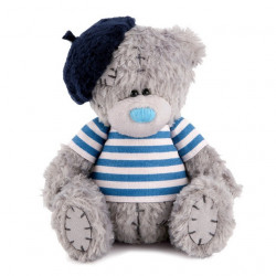 Романтичный Татти Тедди, набор для шитья. Miadolla