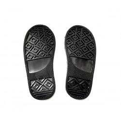 Подошва для изготовления кукольной обуви, 3х7,2см, толщина 4мм 1пара