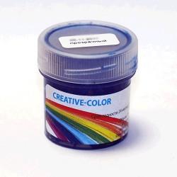Голубой(прозрачный), пастообразный краситель для мыльной основы 15мл
