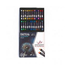 Пастель художественная 24 цвета VISTA-ARTISTA