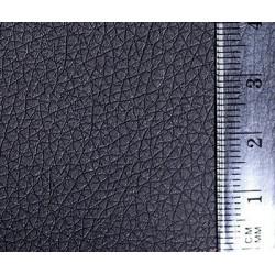 Черный. кожа искусственная 20х30(±1см) толщина 0,85мм