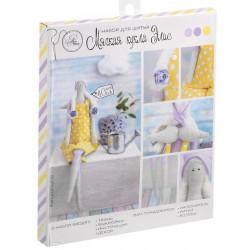 Элис, набор для шитья куклы 40см АртУзор