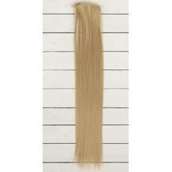 Т.русый, прямые волосы для кукол 40см на трессе 50см цв.№16 SL