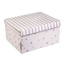 Все мое, коробка складная 31х26х16см гофрокартон АртУзор