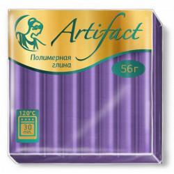 Пастельный фиолетовый, полимерная глина запекаемая 56гр Artifact