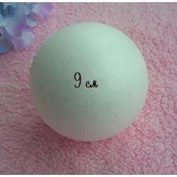 Гладкий шар 9 см Форма из пенопласта