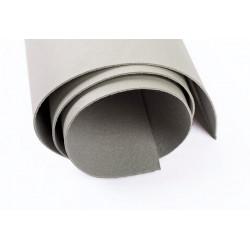 Серый, кожа искусственная 50х35(±1см) плотность 300 г/кв.м.