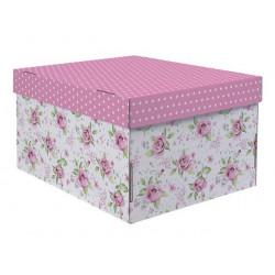Воспоминания о чудесном, коробка складная 31х26х16см гофрокартон АртУзор