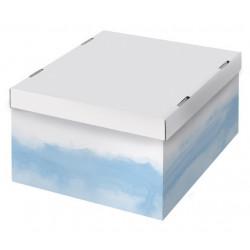 Мечтай!, коробка складная 31х26х16см гофрокартон АртУзор