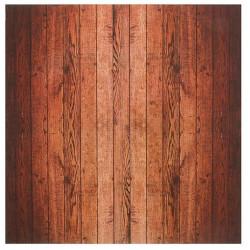 Дерево тёмное, фотофон односторонний 45х45см картон