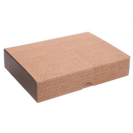 Очень важное, коробка складная 32х23х6,5см гофрокартон АртУзор