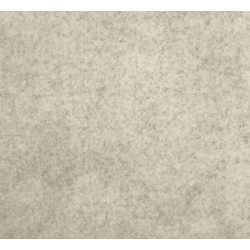 Светло-серый меланж, фетр декоративный 100% полиэcтер, толщина 1мм, 30х45см HEMLINE Hobby
