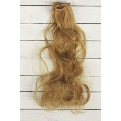 Русый, кудри волосы для кукол 40см на трессе 50см цв.№22Т SL