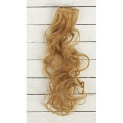 Русый, кудри волосы для кукол 40см на трессе 50см цв.№27 SL