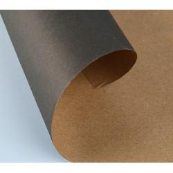 Черный янтарь, крафт бумага упаковочная 100х70см