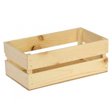 Ящик реечный, 24,5х13,5х9см SL