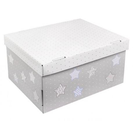Для секретиков, коробка складная 31х26х16см гофрокартон АртУзор