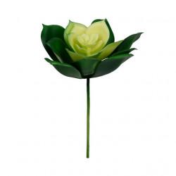 Суккулент, декоративный элемент для флористики, пвх 9х12см 1шт