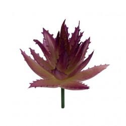 Суккулент, декоративный элемент для флористики, пвх 6х7,5см 1шт