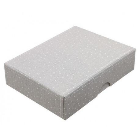 Люби и мечтай, коробка складная 21х15х5см гофрокартон АртУзор