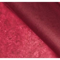 Бордовый, упаковочная бумага тишью 50х66см 10листов