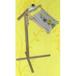 Напольный стенд (станок) для вышивания, держатель пялец универсальный