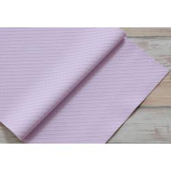 Фиолетовый в квадратик, кожа искусственная 33х69(±1см) плотность 440 г/кв.м.