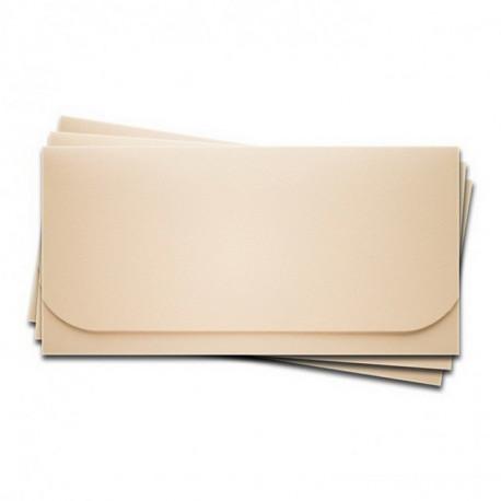 №6 слоновая кость Яичная скорлупа, основа для подарочного конверта 3шт картон 250г/м ЛЗ