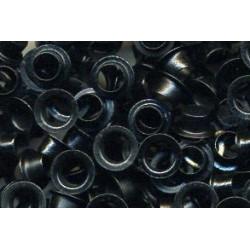 Черный никель, блочки d 4мм 100 шт, Micron