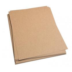 "Бумага крафт в листах ""Сонет"" формат А1, плотность 78г/м.кв."