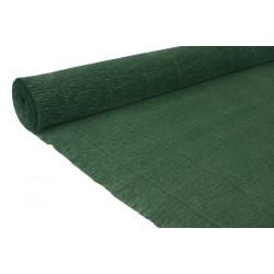 Изумрудно-зеленый, креп(гофробумага), 2,5*0,5м