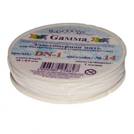 Что такое резинка для плетения бисером