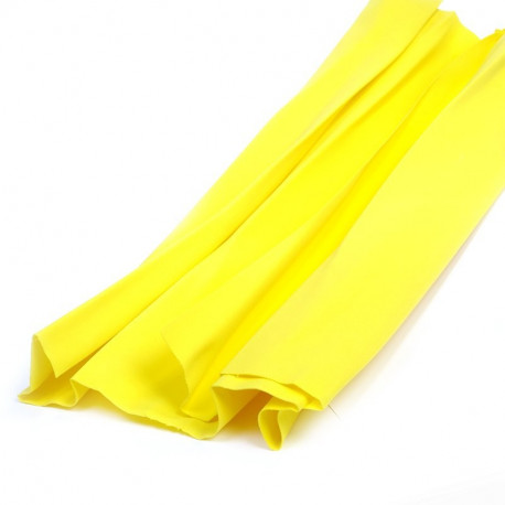 Желтый, фоамиран 0.8-1мм 60х70(±2см) Иран