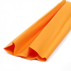 Оранжевый, фоамиран 0.8-1мм 60х70(±2см) Иран